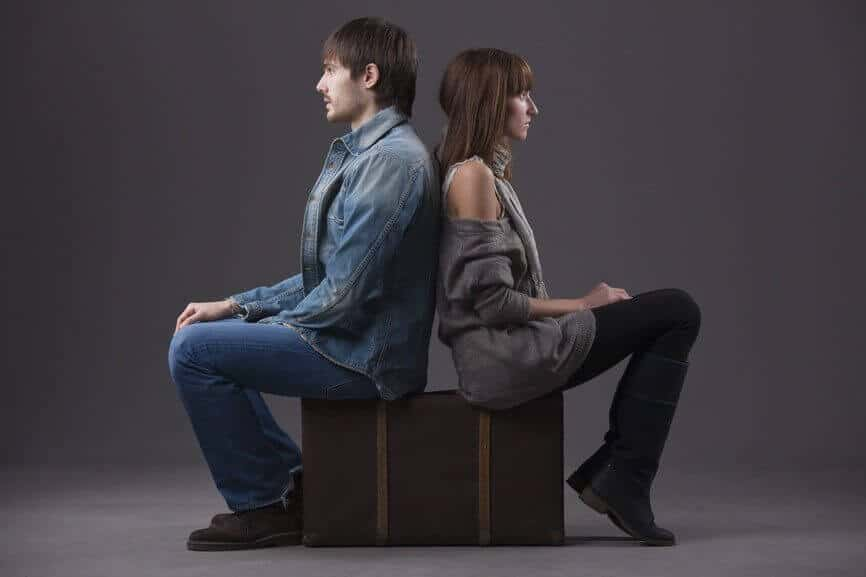 Dating a man with emotional baggage