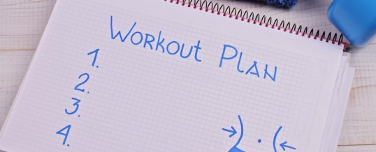 Developing a Workout Habit
