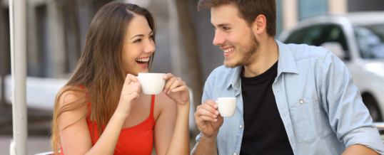 6 Conversation Ideas for Your First Date