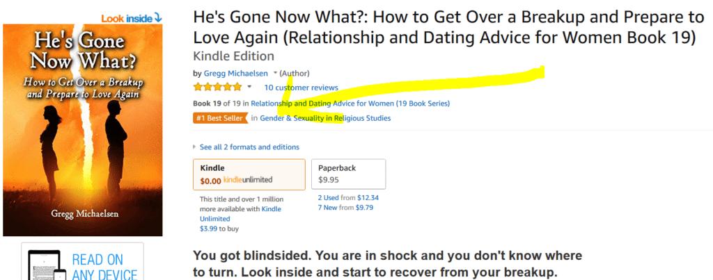 best breakup books 2018