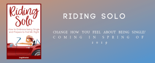 Riding Solo – Embrace Being Single!