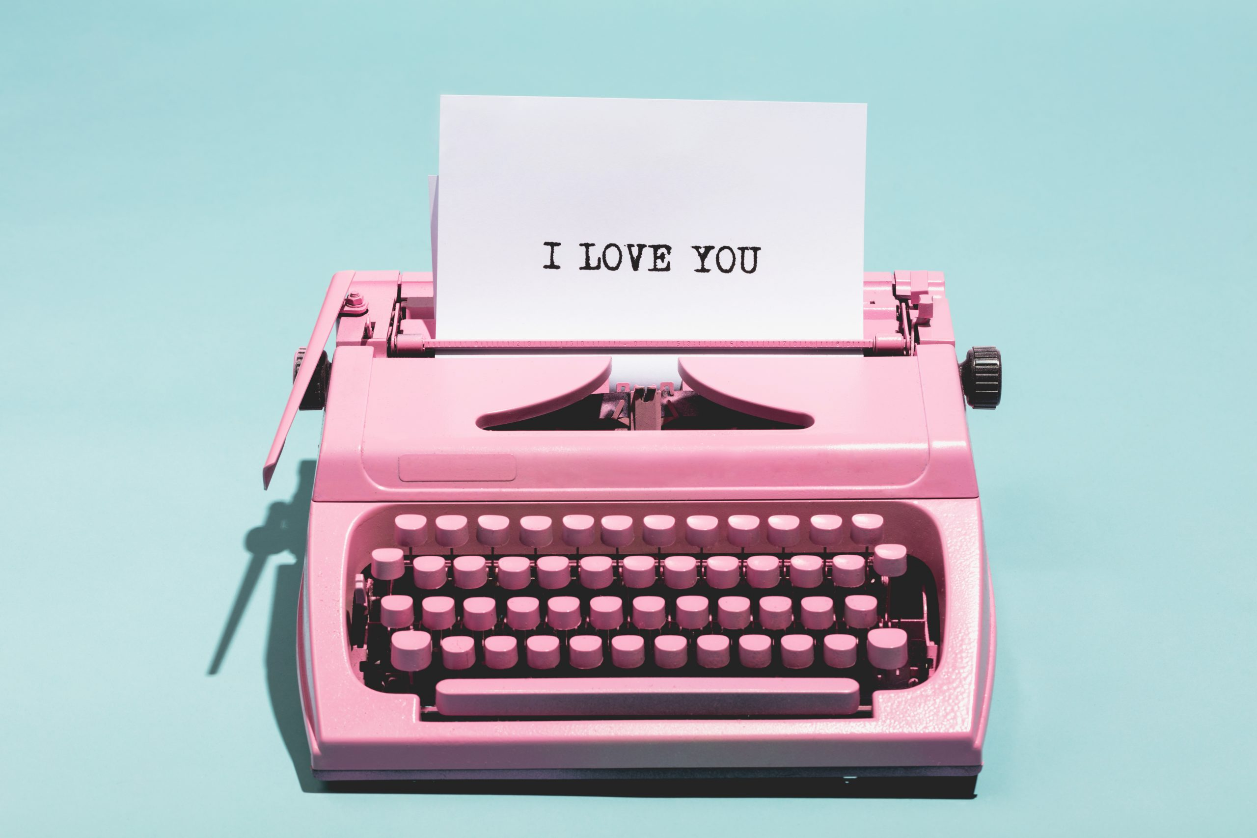 Love letter to my boyfriend